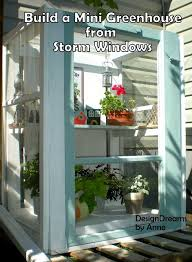 Upcycling Old Windows - 15 fabulous diy decorating ideas using old windows for home and