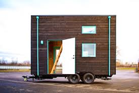 Modern Tiny Home by The Bunk Box Tiny House A Unique Modern Tiny House Design