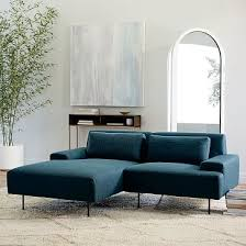 andes terminal chaise sectional west elm