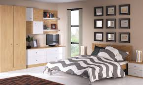 oak and white gloss bedroom furniture education photography com