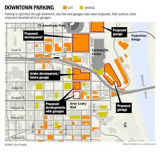 do we need more parking garages city planners and businesses