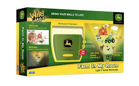 amazon black friday john deere toys amazon com uncle milton john deere wild walls farm in my room