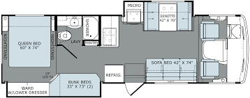 Bunkhouse Rv Floor Plans by Bunkhouse Rv Floor Plans Trends With Prowler Travel Trailer Rv
