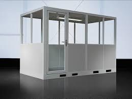 bureau d atelier novocab l cabine d atelier palettisable 4m 2m direct fabricant