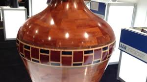 Red Vases And Bowls Woodturning Segmented Vase And Bowls Collection Youtube