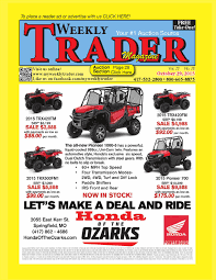 weekly trader october 29 2015 by weekly trader issuu