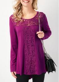 purple blouses purple s blouses trendy blouses for with competitive