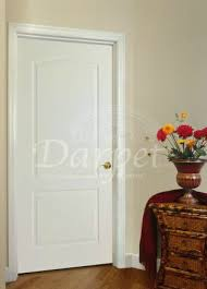 Primed Interior Doors 2 Panel Arch Princeton Smooth Door From Jeld Wen Darpet Doors
