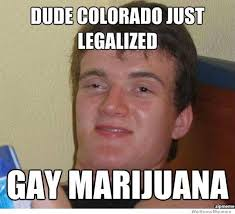 Ha Gay Memes - 10 guy gay marijuana