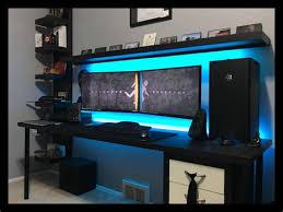 bureau pour gamer meuble tv conforama 13 bureau pour pc gamer 26644 bureau id233es