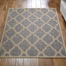 trellis rug in grey free uk delivery the rug seller