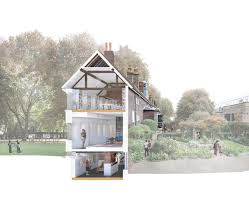 david wright architect geffrye museum closing january for two year redevelopment by