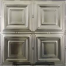 Tin Ceiling Xpress by Metal U0026 Tin Ceiling Tiles U0026 Panels For Nail Up Drop U0026 Suspended