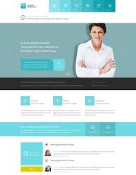 35 free premium business website templates