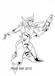 arcee prime doodle by piusink on deviantart