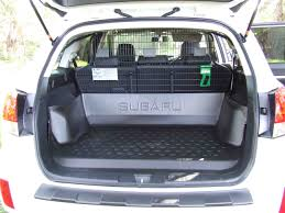 blue subaru outback 2007 2010 2011 cargo area protection subaru outback subaru