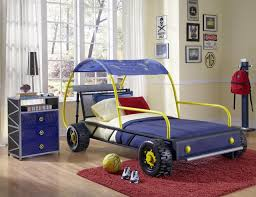 Boys Bed Canopy Unique Bedroom With Car Bed Frame Boy Boy Kid Race Car Bed