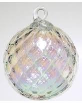 alert spun glass ornaments deals