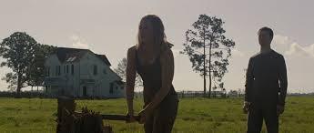 farmhouse movie filming locations looper sara rollins farm house