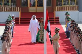 Red Flag Day Thousands Across The Uae Celebrate Flag Day The National