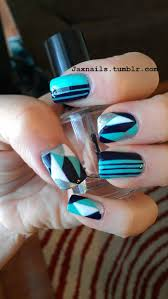 73 best color block nail art images on pinterest make up nail