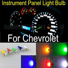 chevy cruze warning lights t5 led light 286 white red blue green yellow smd car gauge dash bulb