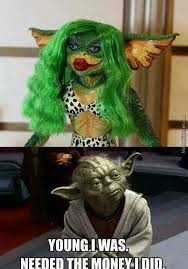 Stripper Meme - yoda the stripper by recyclebin meme center