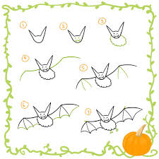 improper books halloween u2013 how to draw u2026 a bat