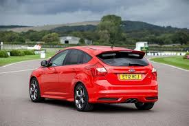 ford focus st 3 ford focus st 2012 2014 used car review car review rac drive