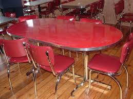 Retro Kitchen Table And ChairsBest  Retro Table And Chairs - Vintage metal kitchen table