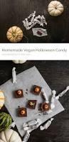 homemade halloween candy