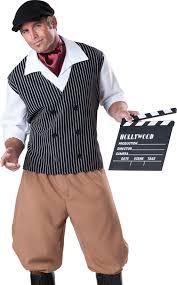 mens retro hollywood movie film director halloween fancy dress