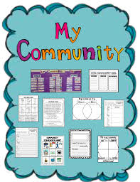community worksheets for first grade free worksheets library