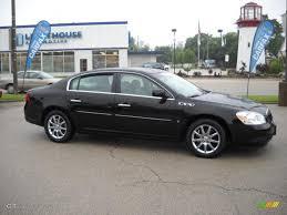 2007 black onyx buick lucerne cxl 30368042 gtcarlot com car
