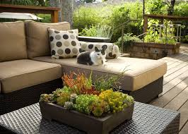 wicker rattan novelty outdoor pots and planters patio