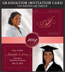 7 graduation invitation templates