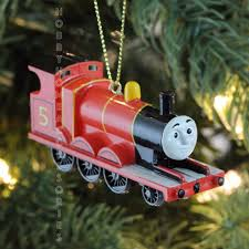 picture of thomas and friends christmas ornaments all can
