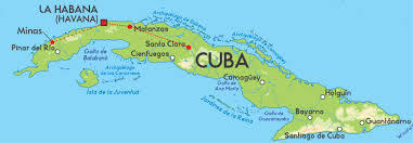 Cuba On A World Map by Evangelical Methodist Seminary Reflections From My Ministry
