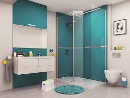 Salle De Bain Bleu Et Blanc by Panneaux Muraux Pour Votre Salle De Bain U0026 Espaces De