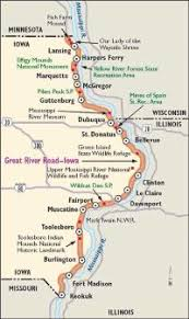 wisconsin scenic drives map great river road howstuffworks