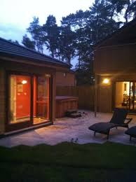 Backyard Steam Room Private Tub And Steam Room At Lodge Picture Of Center Parcs