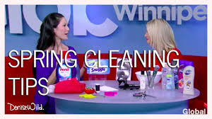 spring cleaning tips global news morning youtube