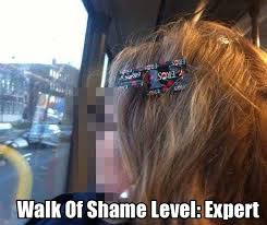Shame Meme - 40 times party girls were forced to face the walk of shame wow