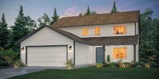the creston custom home floor plan adair homes
