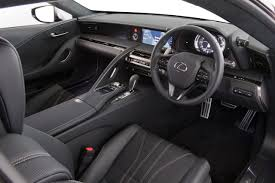 lexus white interior lexus lc 500 u0026 500h on sale in australia from 190 000