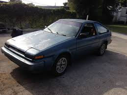1986 toyota corolla gts hatchback for sale 1986 toyota corolla sport gts hatchback 2 door 1 6l ae86 4age