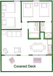 chalet floor plans and design cabin e u2013 two bedroom chalet u2013 golden arrow resort u2013 affordable