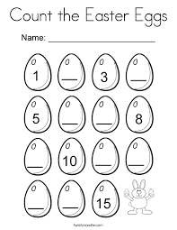 easter coloring pages numbers coloring page easter coloring pages