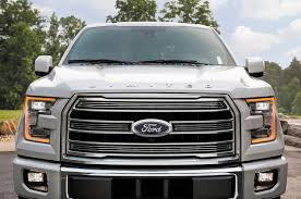 Ford F150 Truck Interior Accessories - 2016 ford f 150 limited 4x4 first test review
