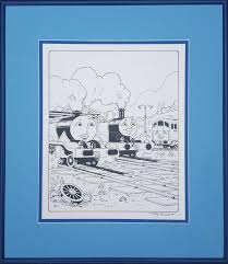 timothy marwood thomas the tank engine and friends at 1stdibs